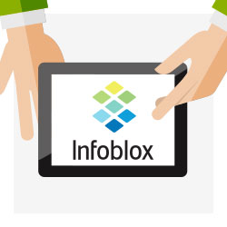 Free tablet with Infoblox training | News | Compendium CE