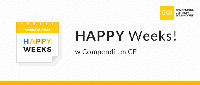 happy weeks w Compendium CE