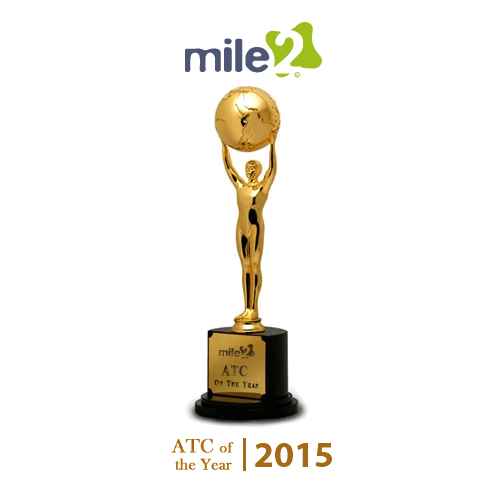 Mile2 Europe ATC of the Year 2015