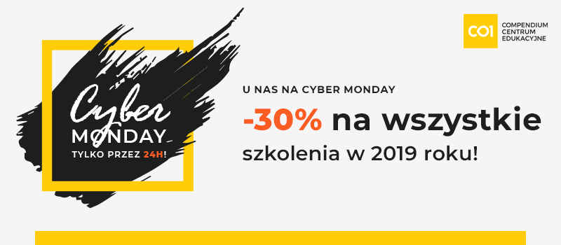 -30% z okazji Black Friday