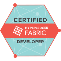 CHFD Certified Hyperledger Fabric Developer