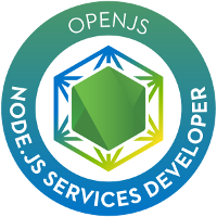JSNSD OpenJS Node.js Services Developer