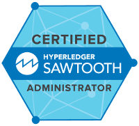 CHSA Certified Hyperledger Sawtooth Administrator